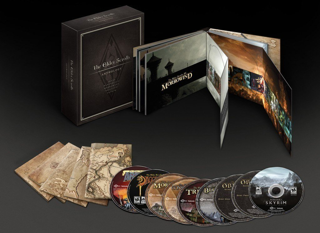 Антология The Elder Scrolls выйдет на ПК в сентябре.. - Изображение 1