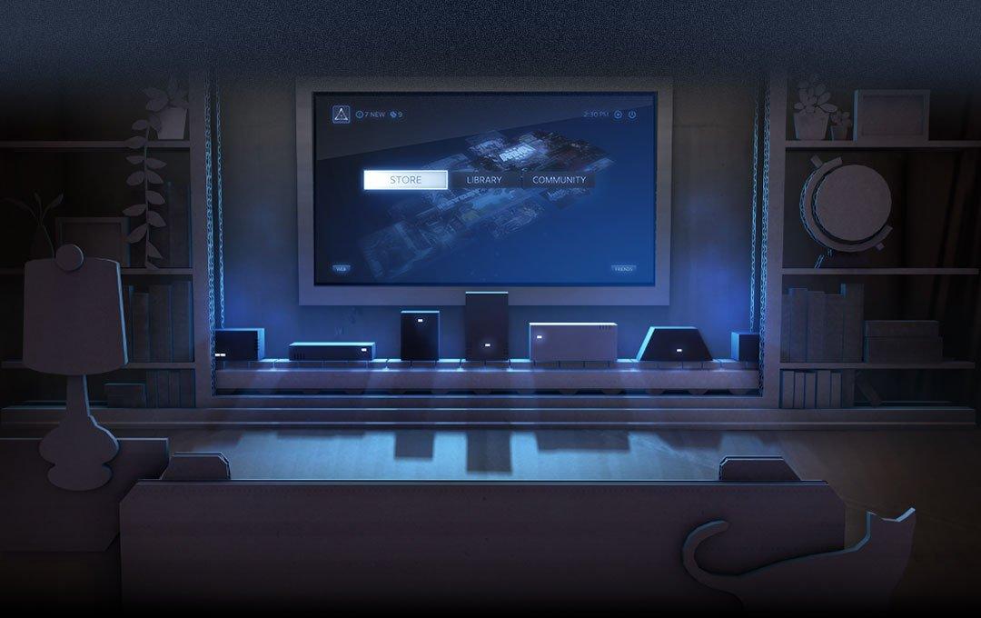 Valve анонсировали Steam Machines. Это программа по созданию специальных игровых устройств на основе Steam OS. Выпус ... - Изображение 1