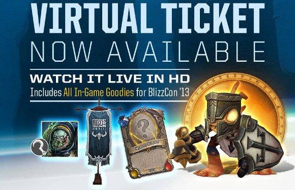 пятницу, 8 ноября 2013 г., для поклонников игр Blizzard вновь распахнутся двери долгожданного двухдневного игрового ... - Изображение 1