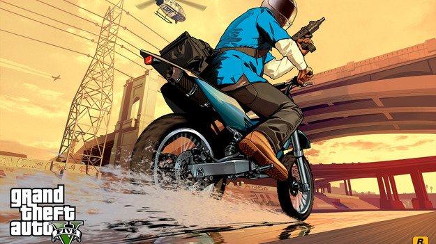 Rockstar выпустила два новых изображения к игре GTA V Rockstar опубликовала два новых изображения к игре Grand Theft ... - Изображение 2