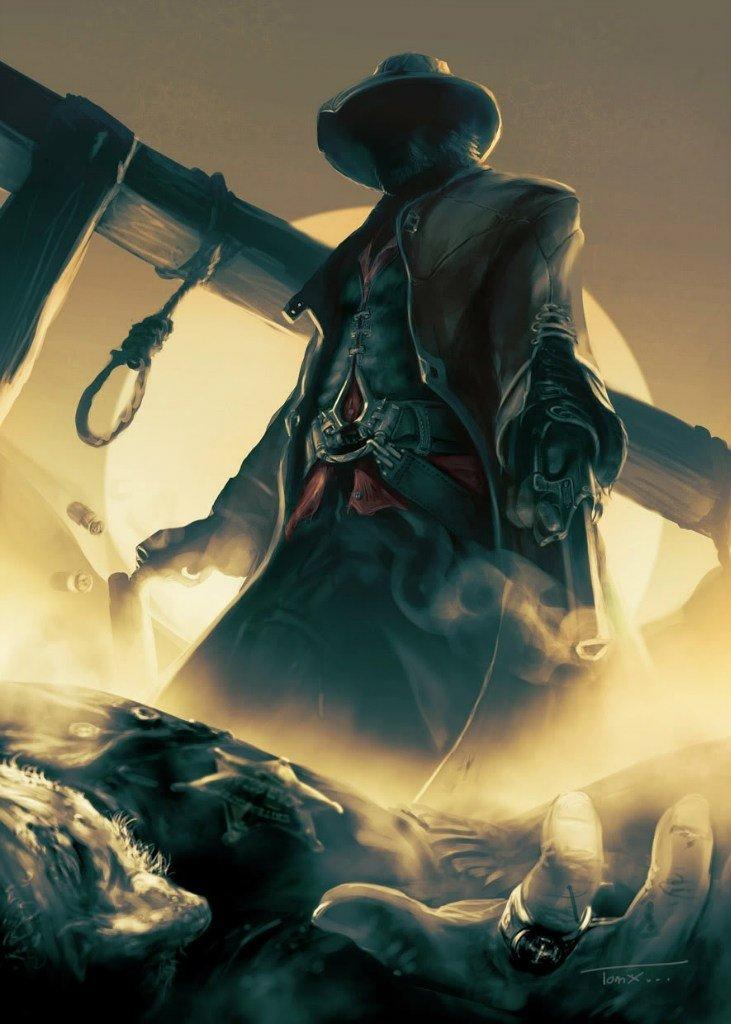Чёрт возьми, почему пираты а не так. - Изображение 2