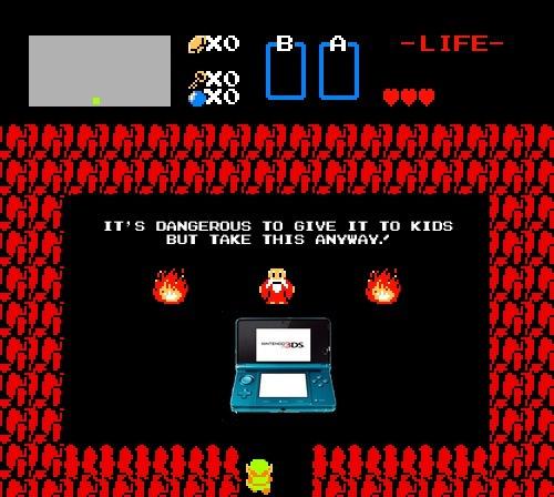 Причины по которым ты должен купить 3DS.  1. Игры. Много игр. Для начала, это игры от Nintendo. Конечно же, великоум ... - Изображение 1