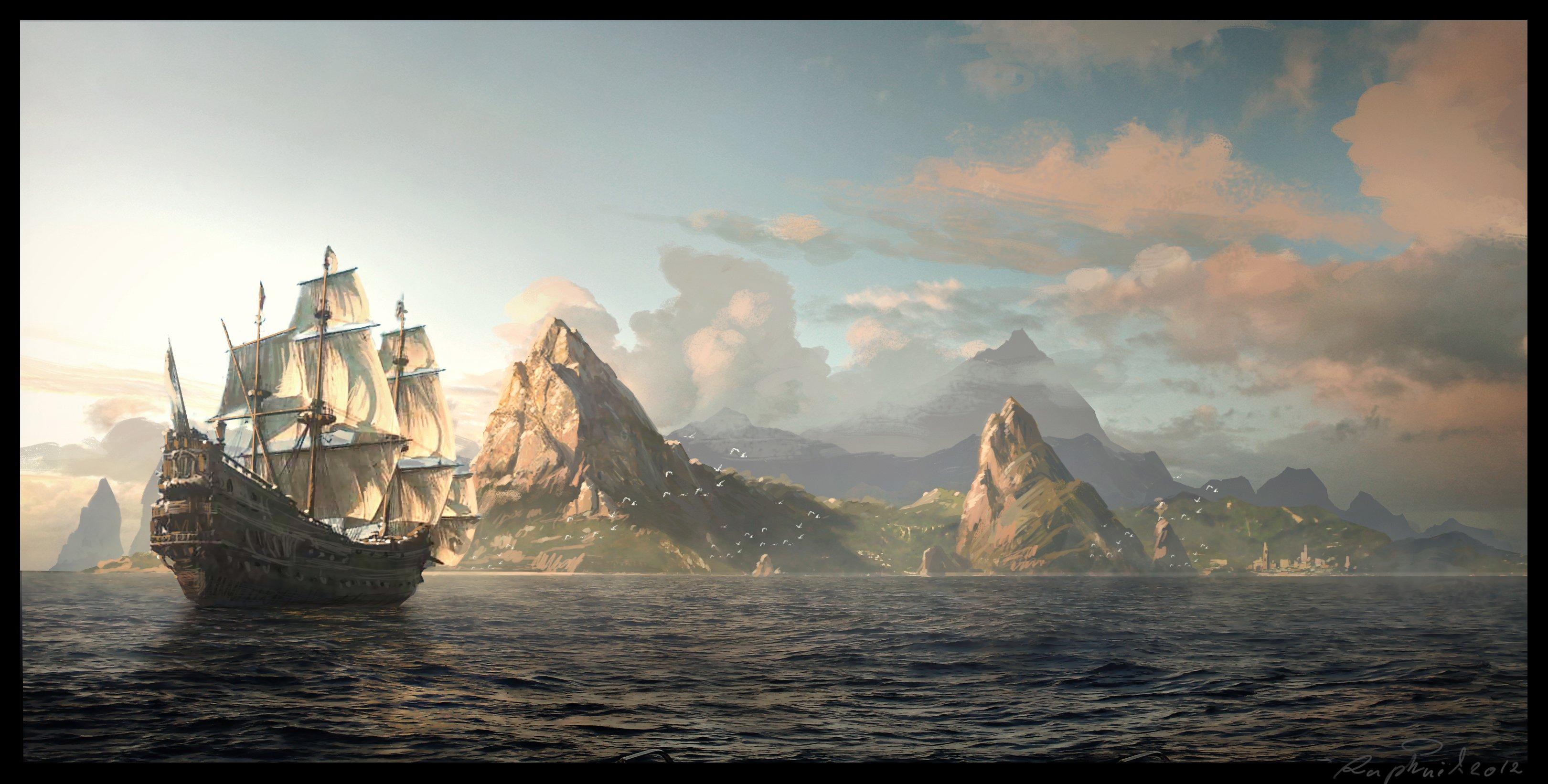 О Наболевшем:Вообще поразительная серия  игр,эта Assassin's creed.В конце каждой части начинает надоедать однообразн ... - Изображение 1