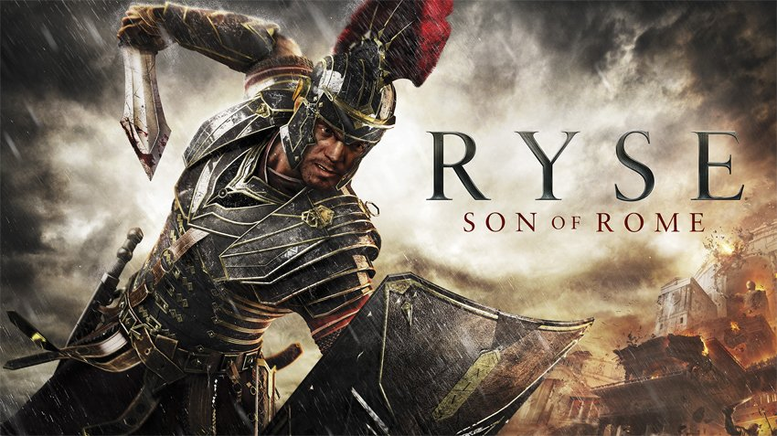 """Ryse: Sons of Rome играет сам в себя - западный журналист проспал QTE, но приём всё равно выполнился. На вопрос """"шо ... - Изображение 1"""