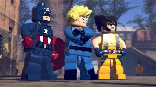Скриншоты игры LEGO® Marvel™ Super Heroes. - Изображение 3