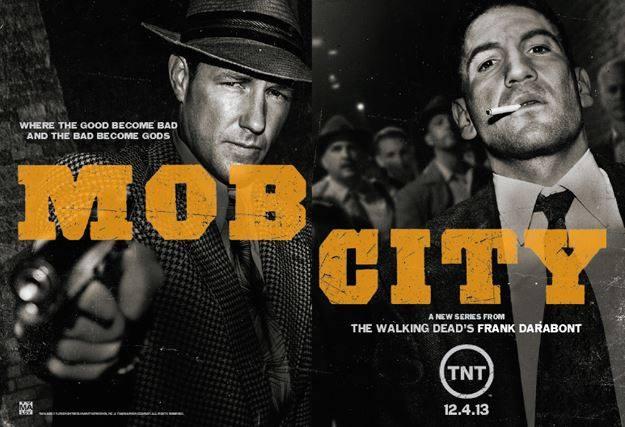 На этой неделе стартовал сериал «Город гангстеров» — новый проект Фрэнка Дарабонта, режиссера первого сезона «Ходячи ... - Изображение 1