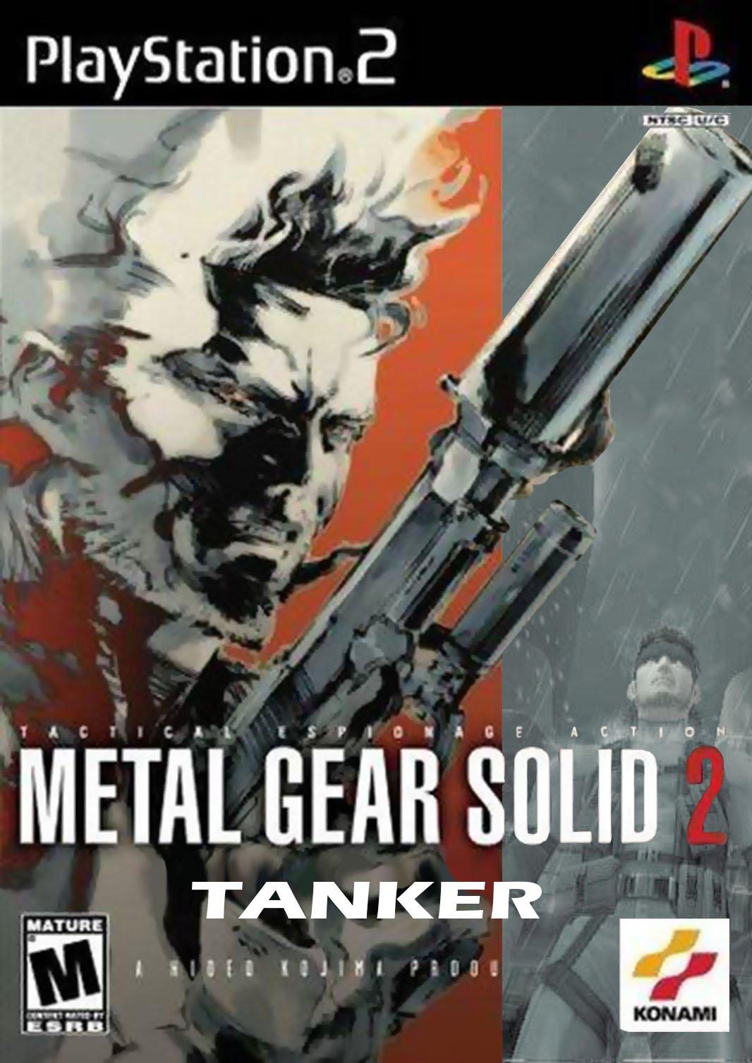 Если бы MGS 2 создавали сейчас, то вступление tanker продавали бы как отдельную игру. - Изображение 1