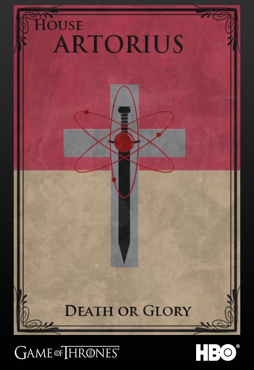 Мой герб в мире Игры Престолов. - Изображение 1
