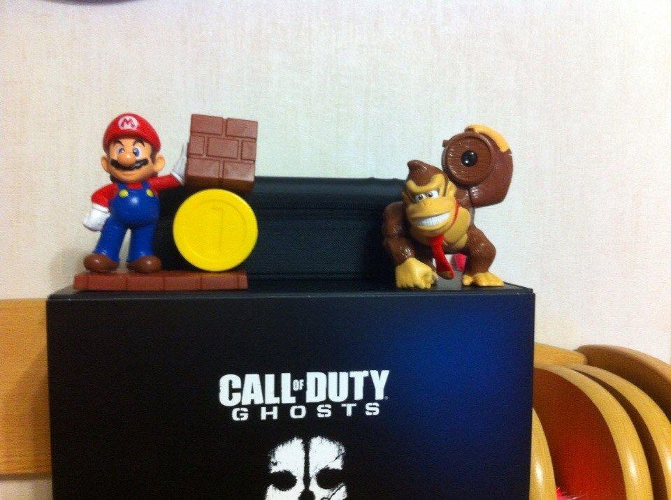 Сейчас в Макдоналдсах в ХэппиМил идут игрушки из серии Mario. Их можно купить и отдельно за 55рублей. Вот только в к ... - Изображение 1