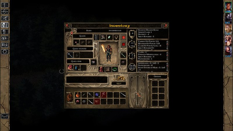 Скриншоты вышедшей Baldur's Gate II: Enhanced Edition. - Изображение 1