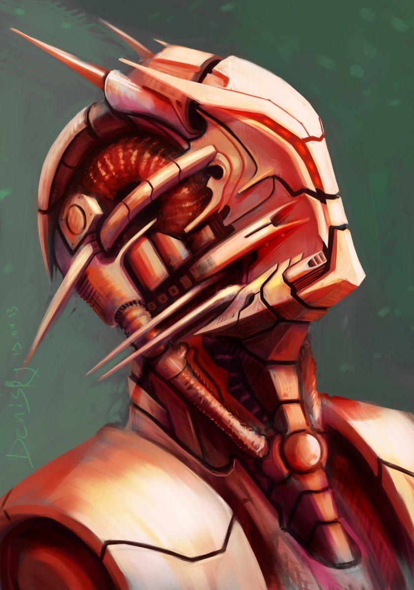 Всем привет, я люблю дабстеп....и люблю технику, особенно роботов. И дабстеп еще, вдруг еще не говорил?XDНарисовалос ... - Изображение 1