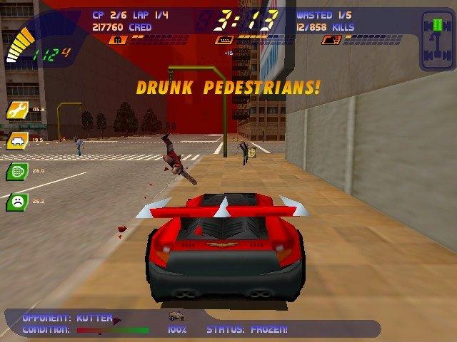 Ребята, вы заметили, что в геймплейном ролике The Crew(многопользовательские гонки от Ubisoft) на улицах города и на ... - Изображение 1