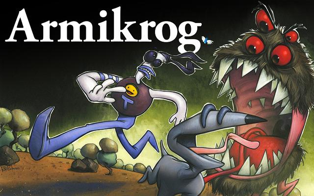 Компания Pencil Test Studios начала на Kickstarter кампанию по сбору средств на проект Armikrog, который должен стат ... - Изображение 1