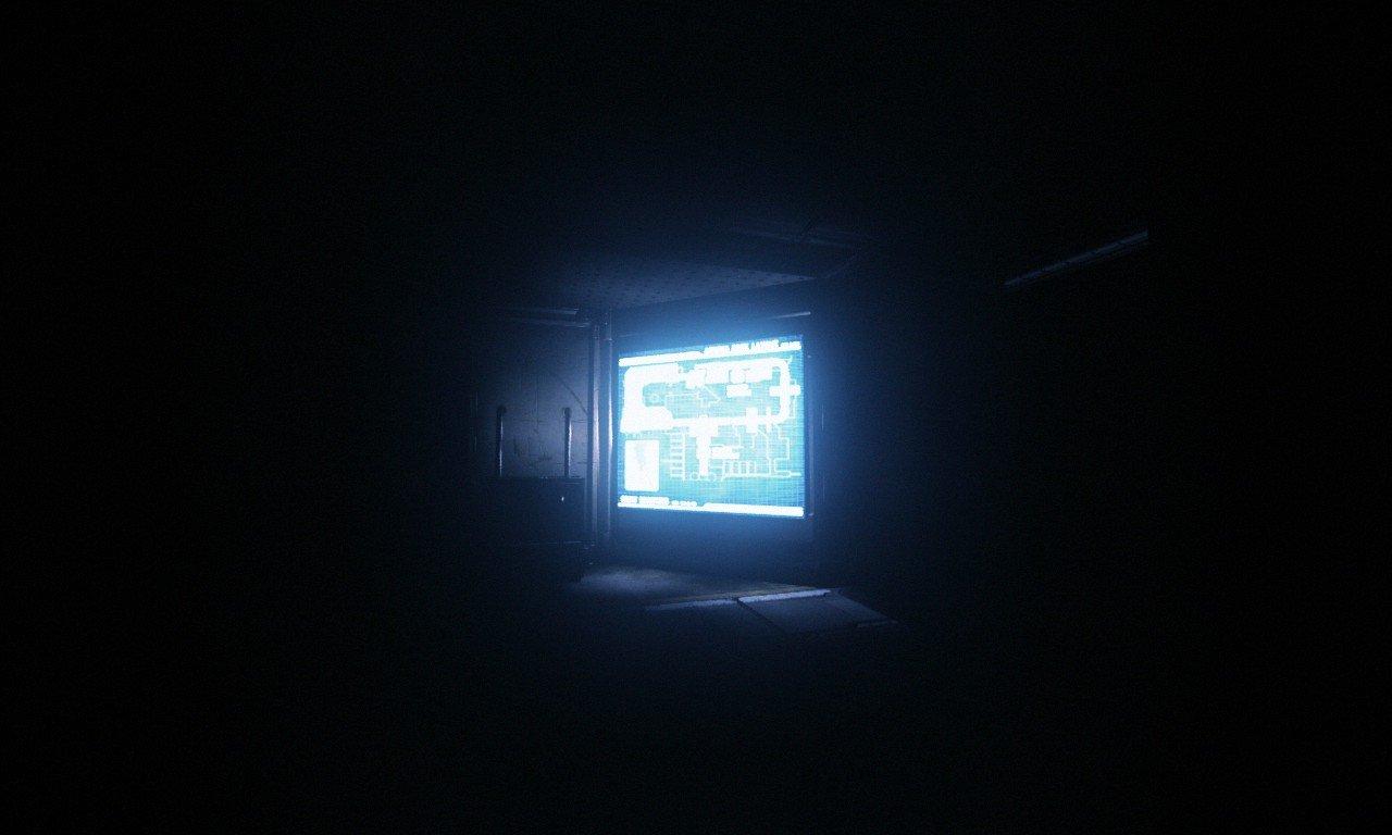 The Chronicles of Riddick: Assault on Dark Athena, удачный скриншот =) Это к стати карта уровня, теперь она интегрир .... - Изображение 1