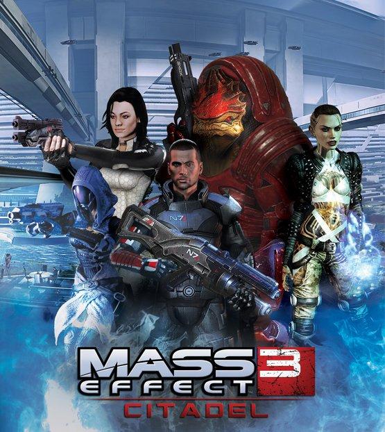 """Завтра, 5 марта, выходит последние загружаемое дополнение для Mass Effect 3.           Называться оно будет """"цитадел .... - Изображение 1"""