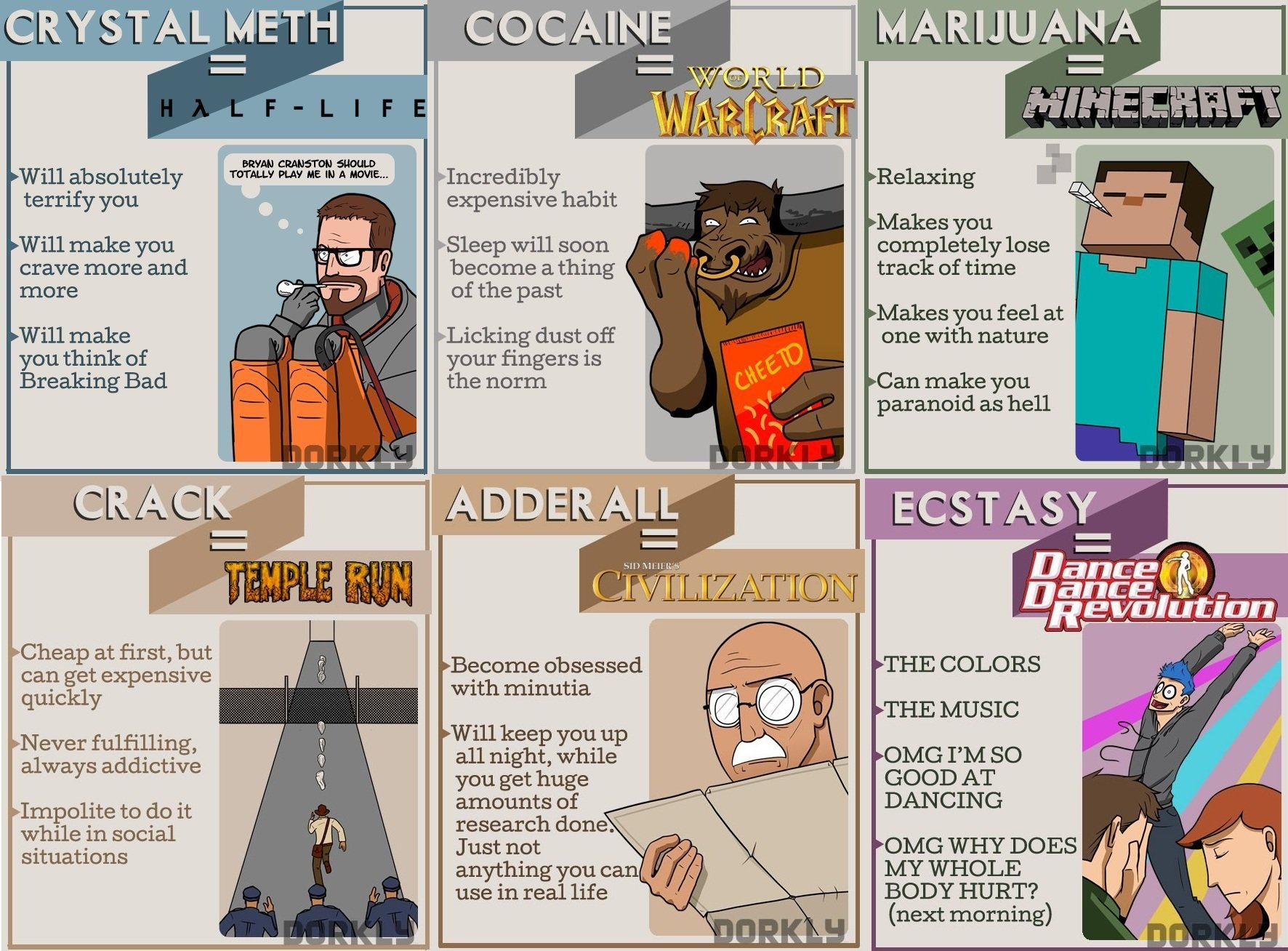 А какой наркотик нравится вам?  - Изображение 1