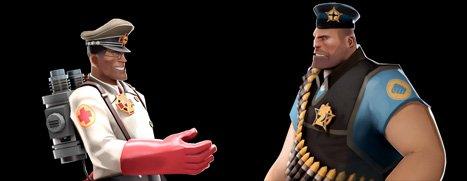 Кстати, интересная картинка шапок за предзаказ Company of Heroes 2. Добродушный улыбчивый медик с крестом на груди  ... - Изображение 1