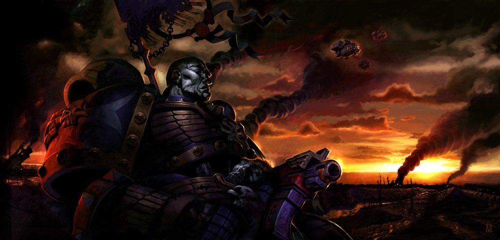 """""""Разработчики MMORPG Warhammer 40.000: Eternal Crusade пока не особо балуют нас информацией о своем продукте. Но нес ... - Изображение 1"""