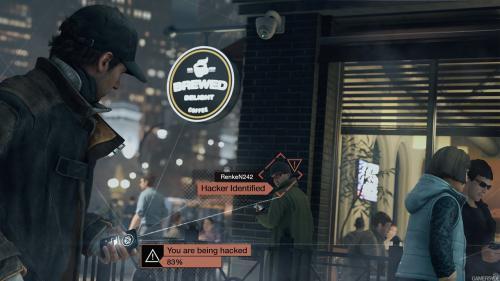 На Е3 нам показали демоверсию игры Watch_Dogs, в которой разработчики наглядно показывают, что можно хакать абсолютн .... - Изображение 1