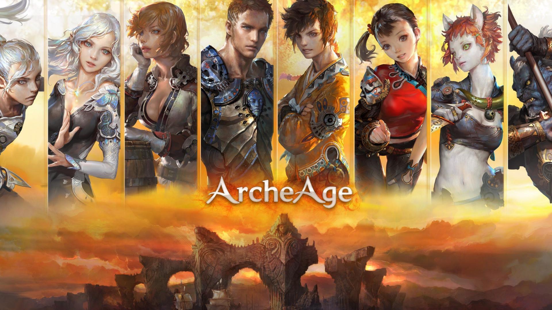 ArcheAge [KR] (2013) [Корея, клиент от 24.04.13]  ArcheAgeГод выпуска: 2013Жанр: MMORPGРазработчик: XLGAMESИздательс .... - Изображение 1