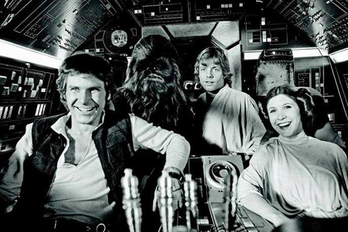 EA и DICE собираются открыть в Лос Анджелесе новую студию для создания игр по Star Wars. #EA #StarWars - Изображение 1