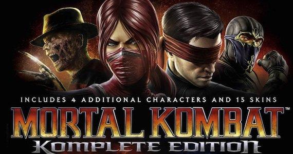 В новом  Mortal Kombat: Komplete Edition для РС просто класс я играл всю ночь, а самое главное, что он не дорогой. Я ... - Изображение 1