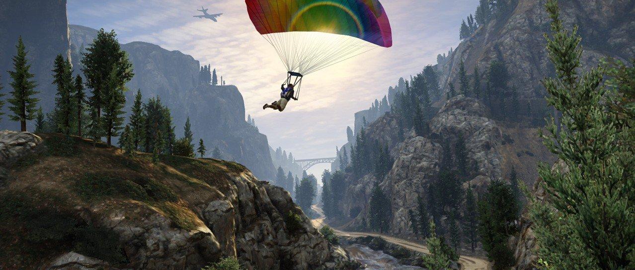 Rockstar Games выпустила обновление 1.05 для консольных версий GTA Online.  Патч решил проблему с облачными серверам .... - Изображение 1