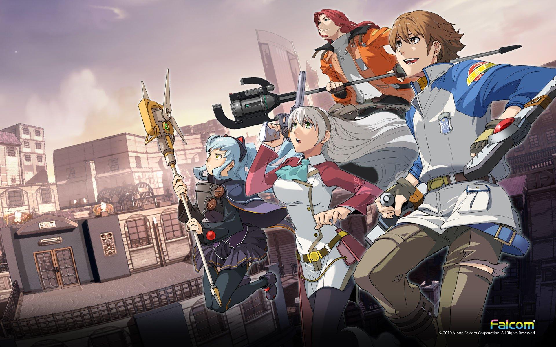 Прохожу Zero no Kiseki Evolution (PS Vita), уже сейчас могу сказать, что это один из лучших игровых опытов в моей жи .... - Изображение 1