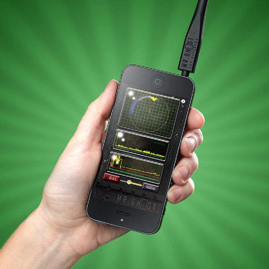 """Электромагнитный """"детонатор"""". Специальное устройство, крепящееся к смартфону. Может отключить 20 электронных гаджето ... - Изображение 1"""