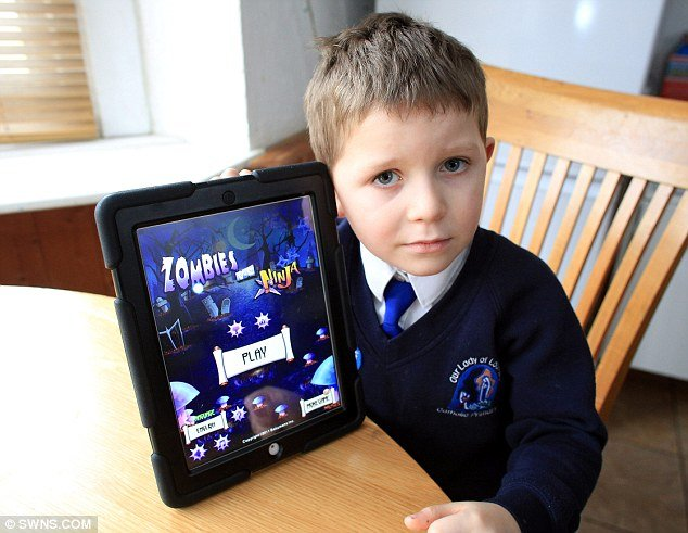 Ребенок потратил полтора тысячи фунтов, для без платной игры для iPad  Пока родители были заняты своими обыденными д ... - Изображение 1