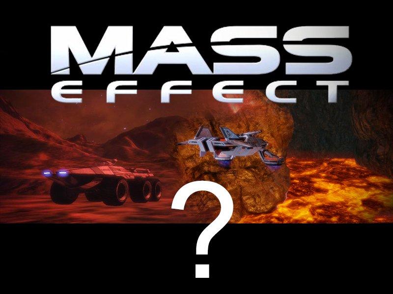 У меня вопрос такой. Какой транспорт есть, если есть конечно, в Mass Effect 3? В первом был Мако, во втором Hammerhe ... - Изображение 1