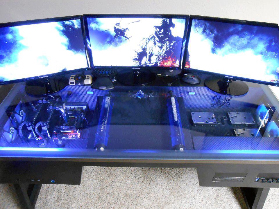 Вот это крутой ПЭКА-стол однако.)))  - Изображение 1
