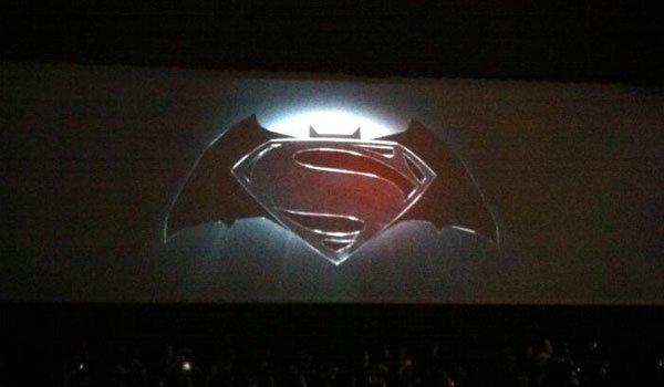 Batman/Superman Movie-теперь официальное лого и официальный анонс - Изображение 1