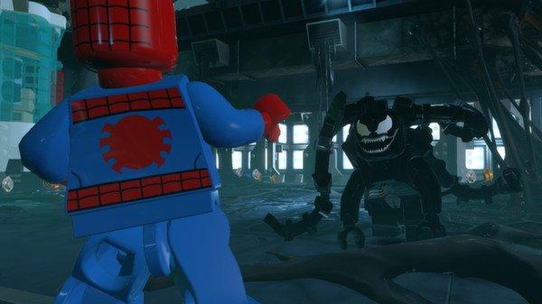 Скриншоты игры LEGO® Marvel™ Super Heroes. - Изображение 1