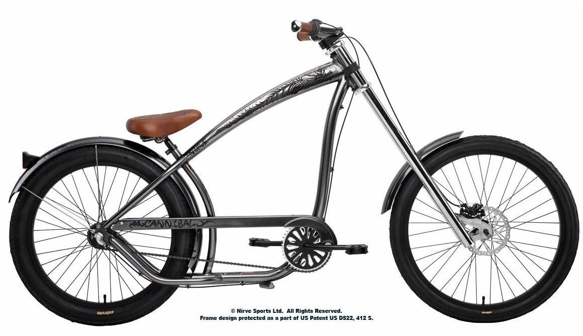 Велосипед моей мечты...Nirve Cannibal - Изображение 1