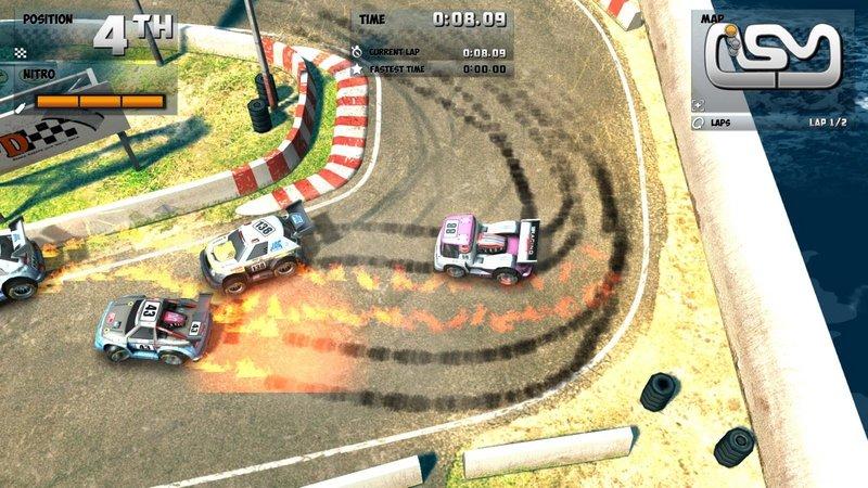 Скриншоты Motor Rock. - Изображение 2