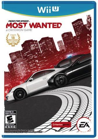 Wii U Растет !Приятным известием является то, что последняя игра серии need for speed- NFS most wanted переходит на  ... - Изображение 1