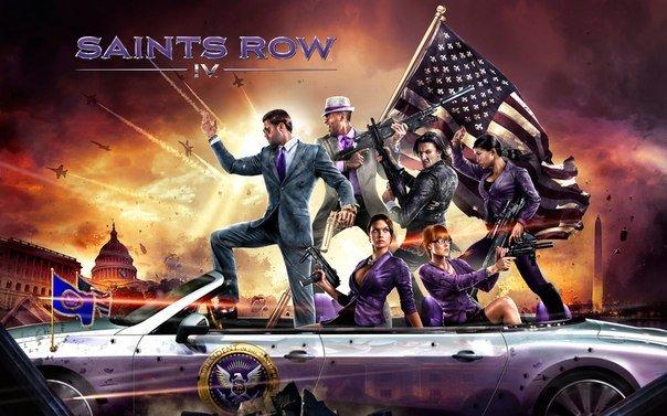 Saints Row IV. Локализация. Новая информация  Компания Volition сообщила о дате выхода следующего патча для Saints R ... - Изображение 1