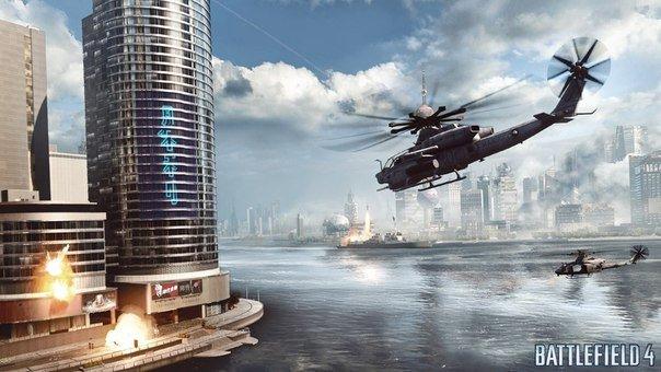 AMD объявила характеристики PC на которых запущен Battlefield 4   PC ( 64) оснащен двумя картами 7990 в режиме Cross ... - Изображение 1