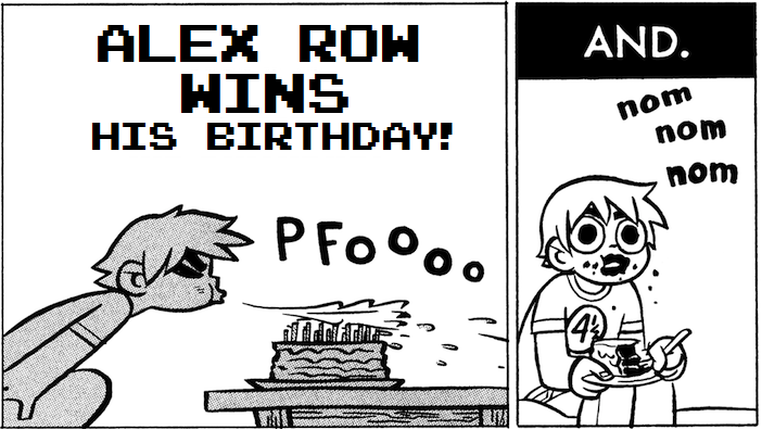 напрашиваться на поздравления глупо, так что я просто поздравлю себяс днем рождения меня - Изображение 1