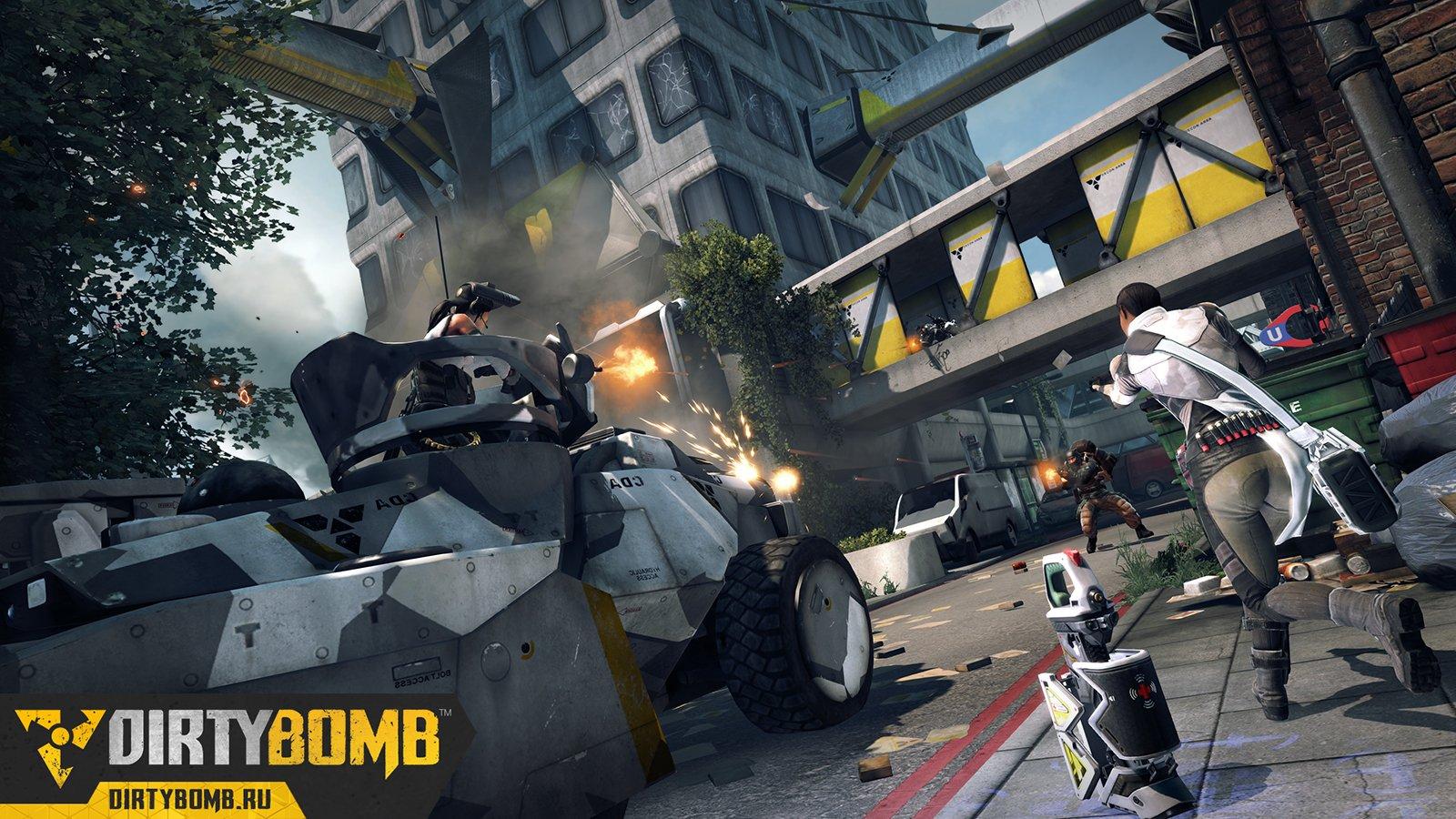 Разработчики Dirty Bomb рассказывают о режимах игры!  Стали известны подробности о режимах игры в сетевом шутере Dir ... - Изображение 3