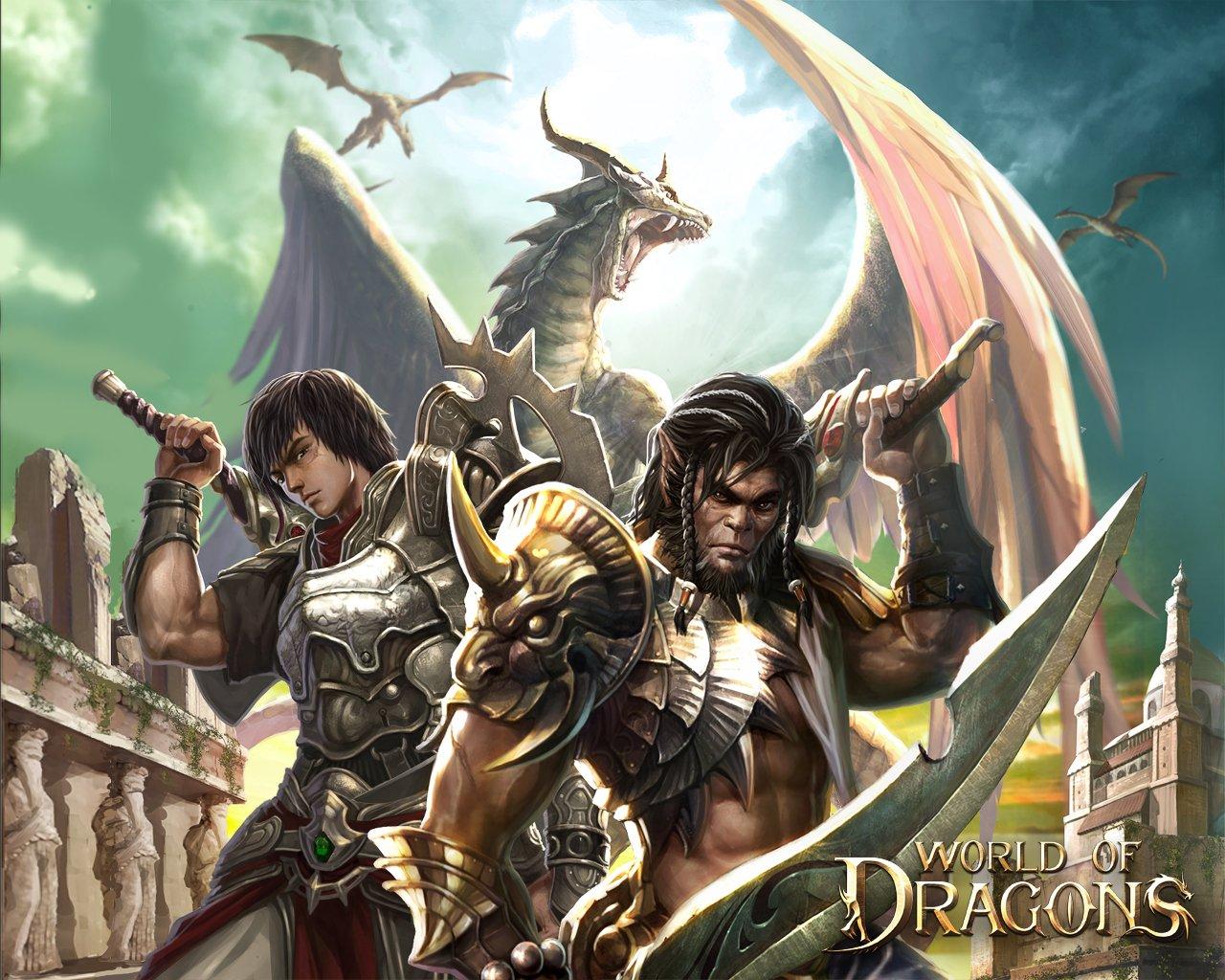 «Сокровище Дракона» — первое обновление для World of Dragons  NIKITA ONLINE и студия Mgame запустили масштабное обно ... - Изображение 1