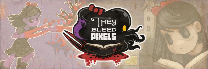 Заметка о They Bleed Pixels  Одна из самых недооцененных игр в своём жанре, которая по-моему личному мнению должна з ... - Изображение 1
