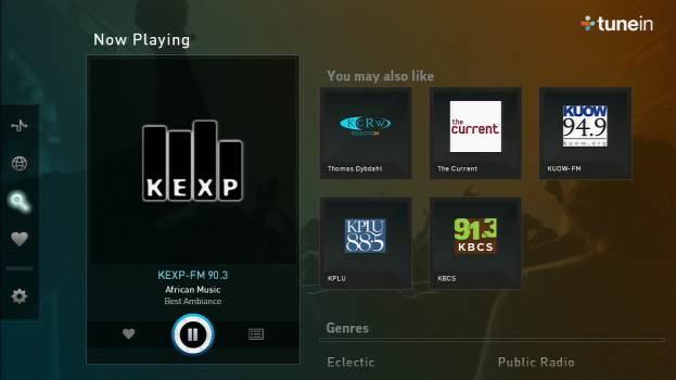 TuneIn — самый популярный сервис в мире для прослушивания радиостанций в прямом эфире. Предлагая более 70 000 AM, FM ... - Изображение 1