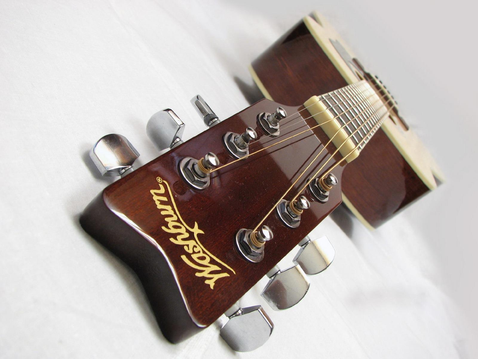 вот хочу купить гитару но я полное дно ! выбрал которая понравилась, через 3 дня пойду покупать от washburn думаю чт ... - Изображение 1
