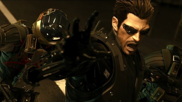 Deus Ex: Human Revolution - Director's Cut we will be releasing the game on October 25 on the Wii U, PS3, Xbox 360 a ... - Изображение 1