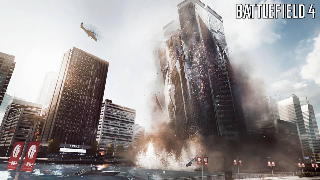 #нубов #станет #меньше!В #Battlefield4 появится Испытательный полигон!Испытательный полигон – одна из многих просьб  ... - Изображение 1
