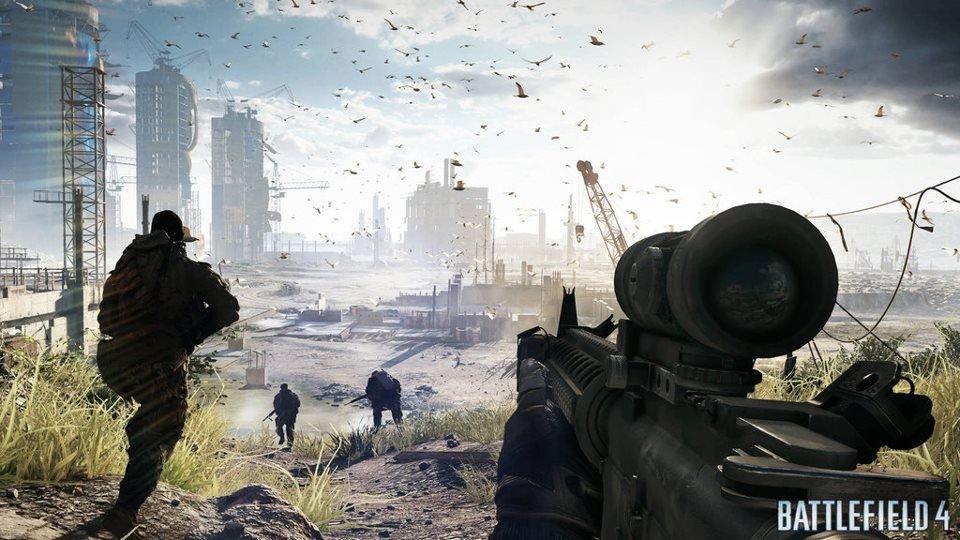 Первые скриншоты Battlefield 4 - Изображение 3
