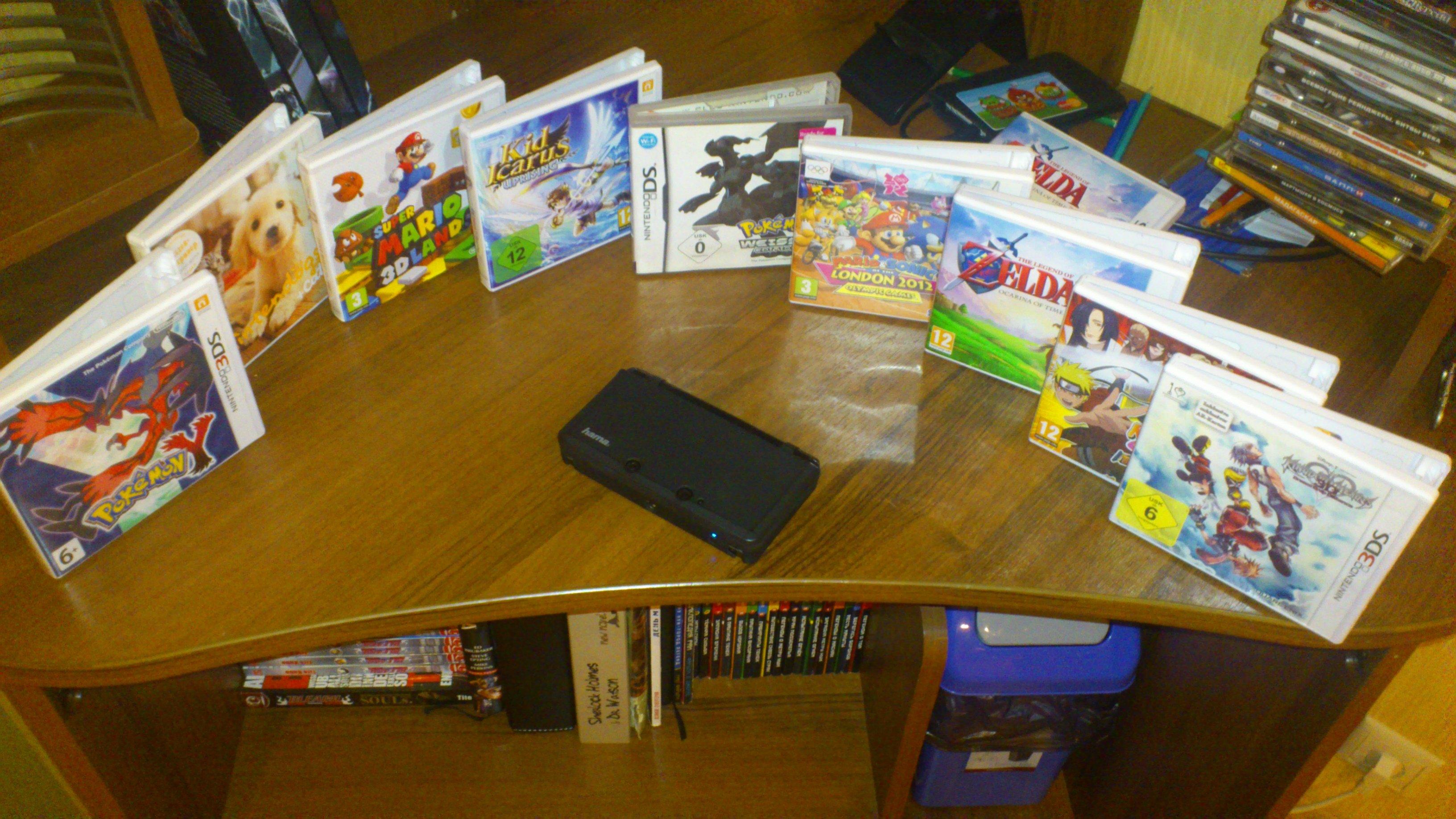 Тоже кину понт с 3DS. - Изображение 1