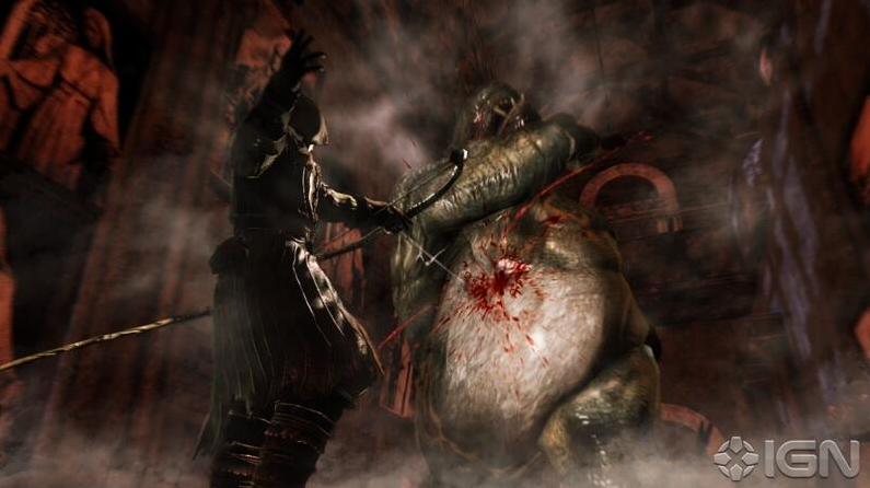 Ну и как вам первый скриншот Dark Souls 2? - Изображение 1